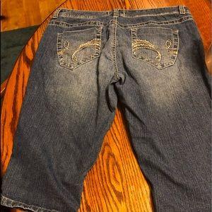 Nine West vintage America collection capris 14/32